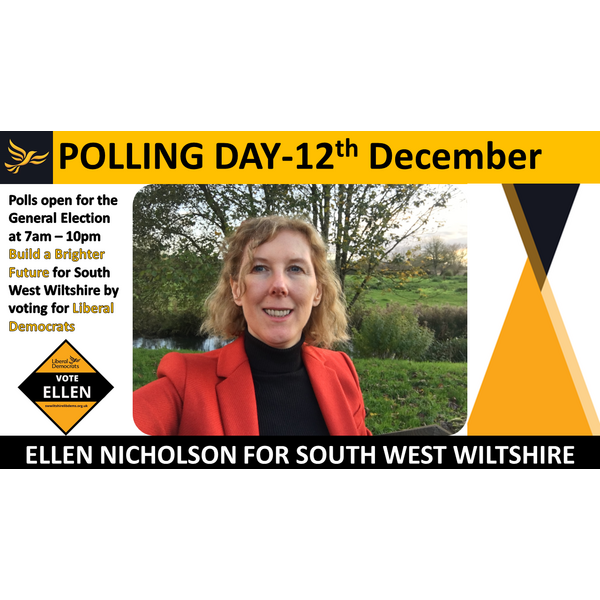 Polling Day Vote Lib Dem ()