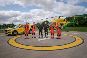 Wiltshire air ambulance 2019 ()