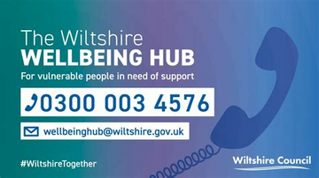 Wiltshire Wellbeing Hub Hours Cut by Council ()