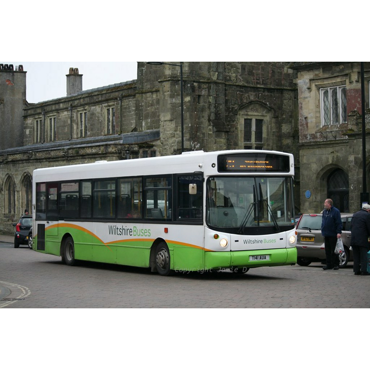 Wiltshire buses